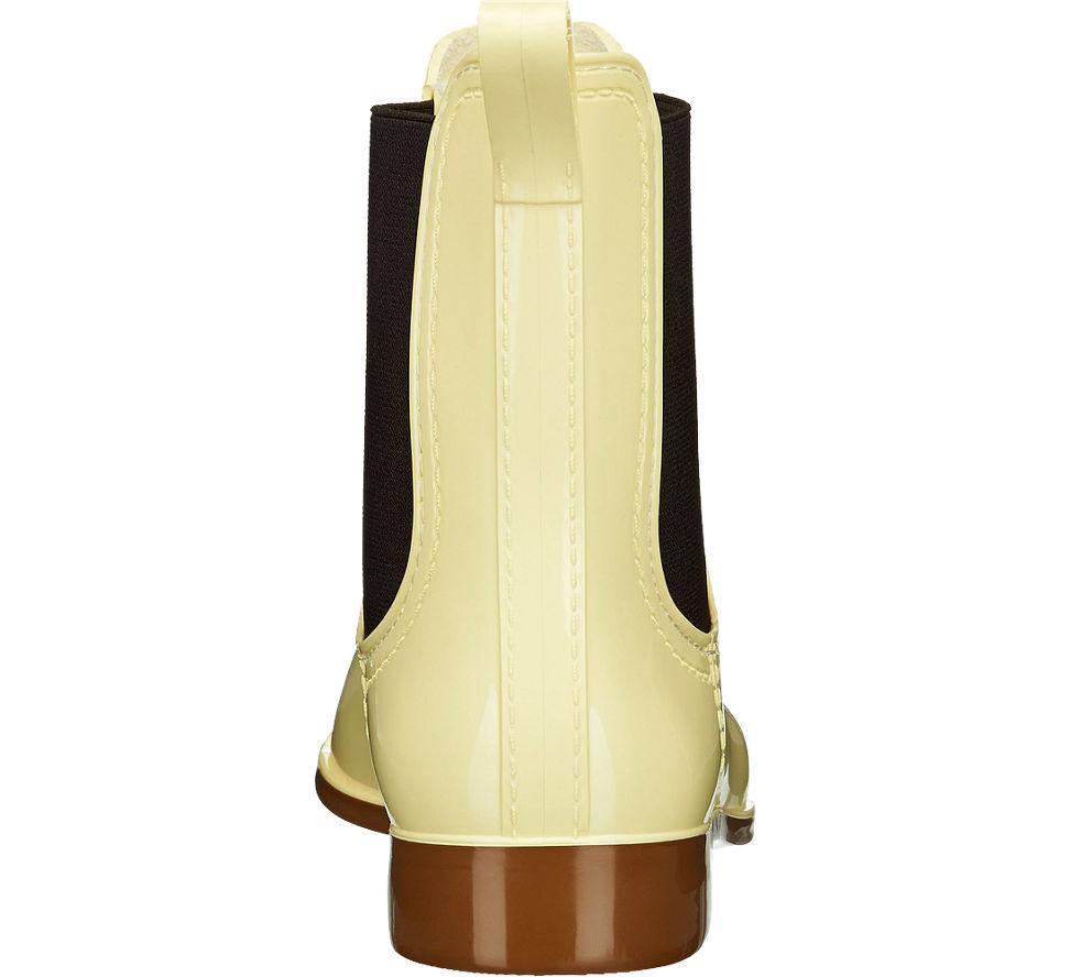 gummistiefelette von graceland in gelb. Black Bedroom Furniture Sets. Home Design Ideas
