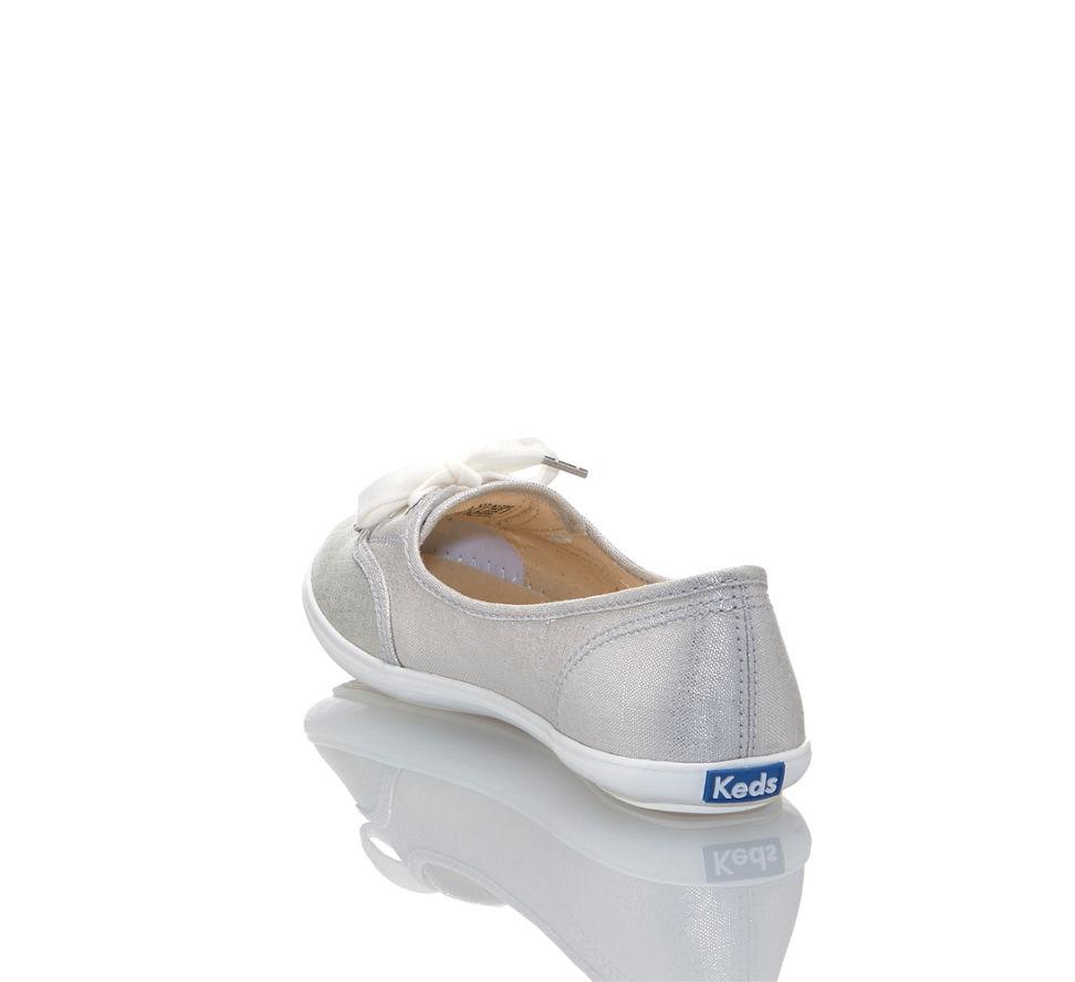 Metallic Günstig Im Silber Linen Teacup Kaufen Von Sneaker Damen In Keds x8q5aH4wn