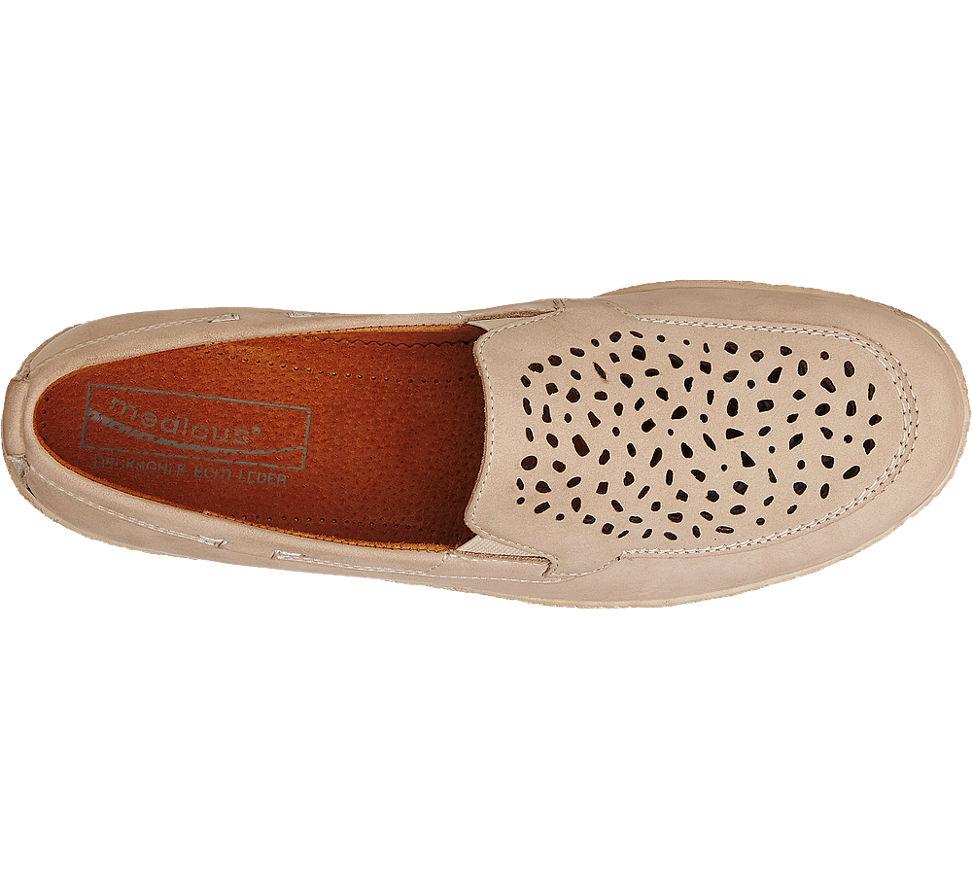 6c904c61aa67 Komfortná slip-on obuv značky Medicus vo farbe béžová - deichmann.com