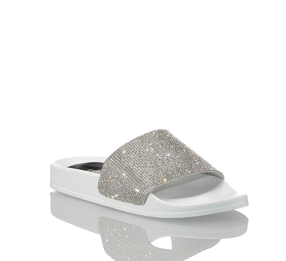 Bia In Damen Kaufen Pantolette Günstig Von Weiß Adida Limelight Im Silber Wn4S1W