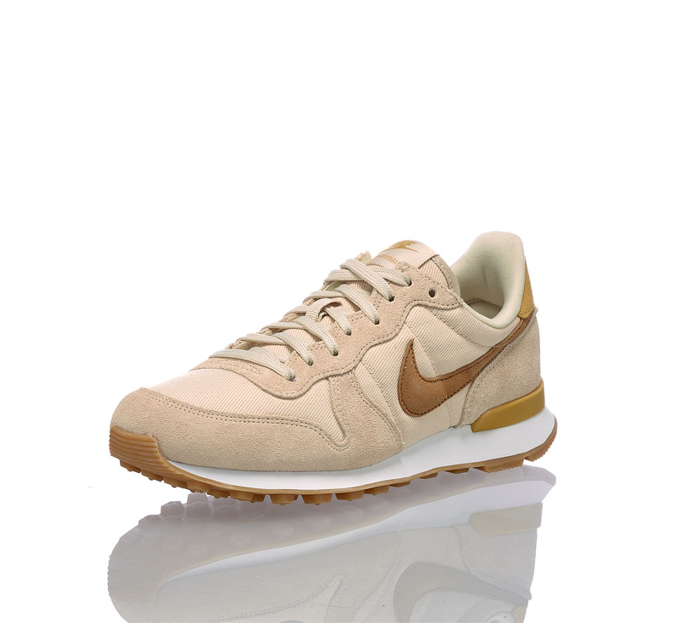 Von Nike In Damen Im Internationalist Sneaker Beige Kaufen Günstig XqwzBOq