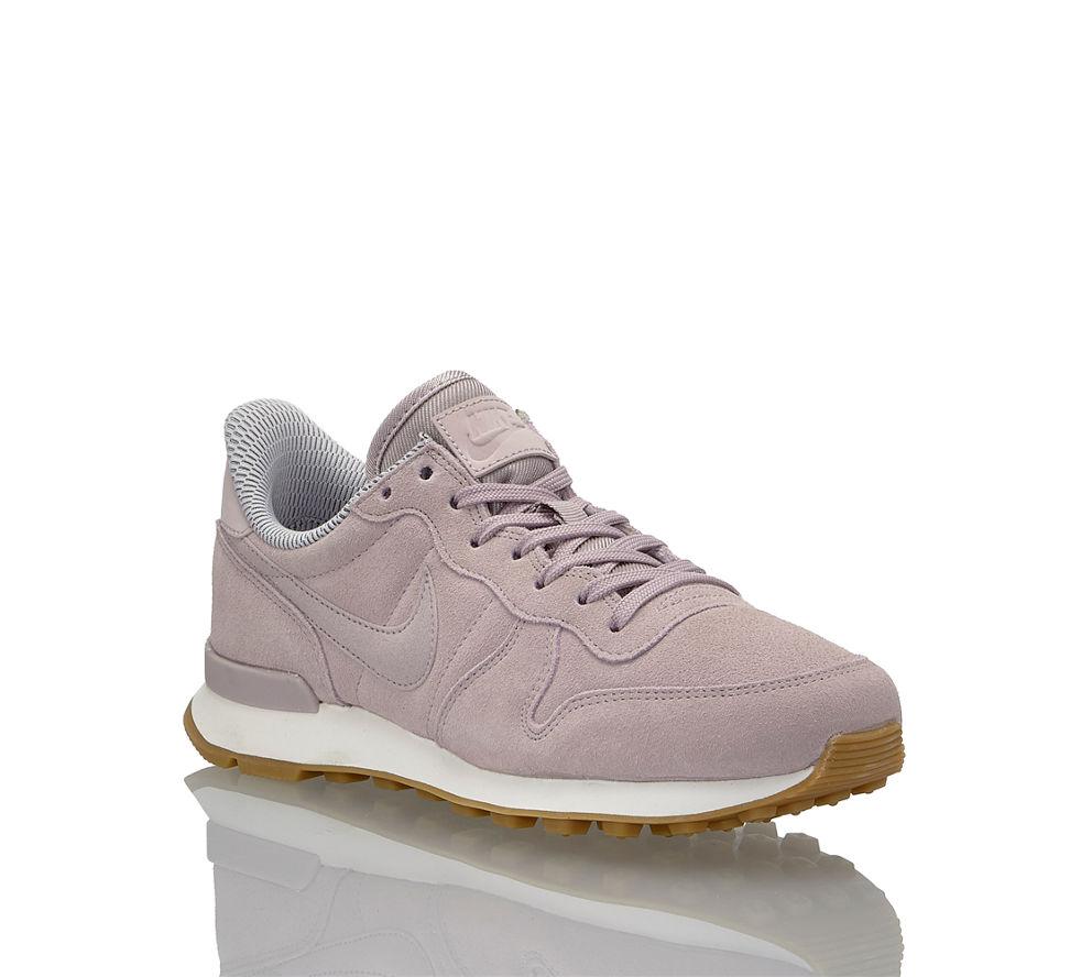 Kaufen Von Nike Günstig In Im Sneaker Damen Rosa Internationalist X44q8R6