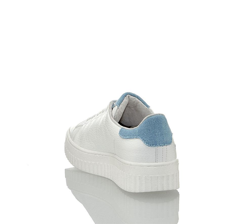 bb8772842ea10d Oxmox Damen Sneaker in jeans von Oxmox günstig im Online-Shop kaufen