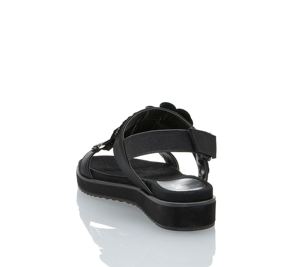 Im In Damen Günstig Giona Kaufen Sandale Schwarz Oxmox Von 6vR10cS7cO