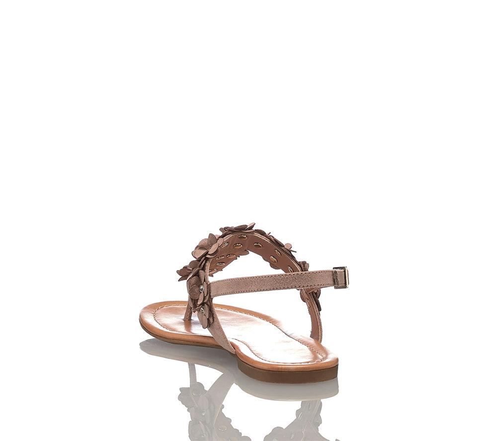 Von Günstig Sandalette Im Kaufen Damen Rosa Flache In Pesaro q1XYW