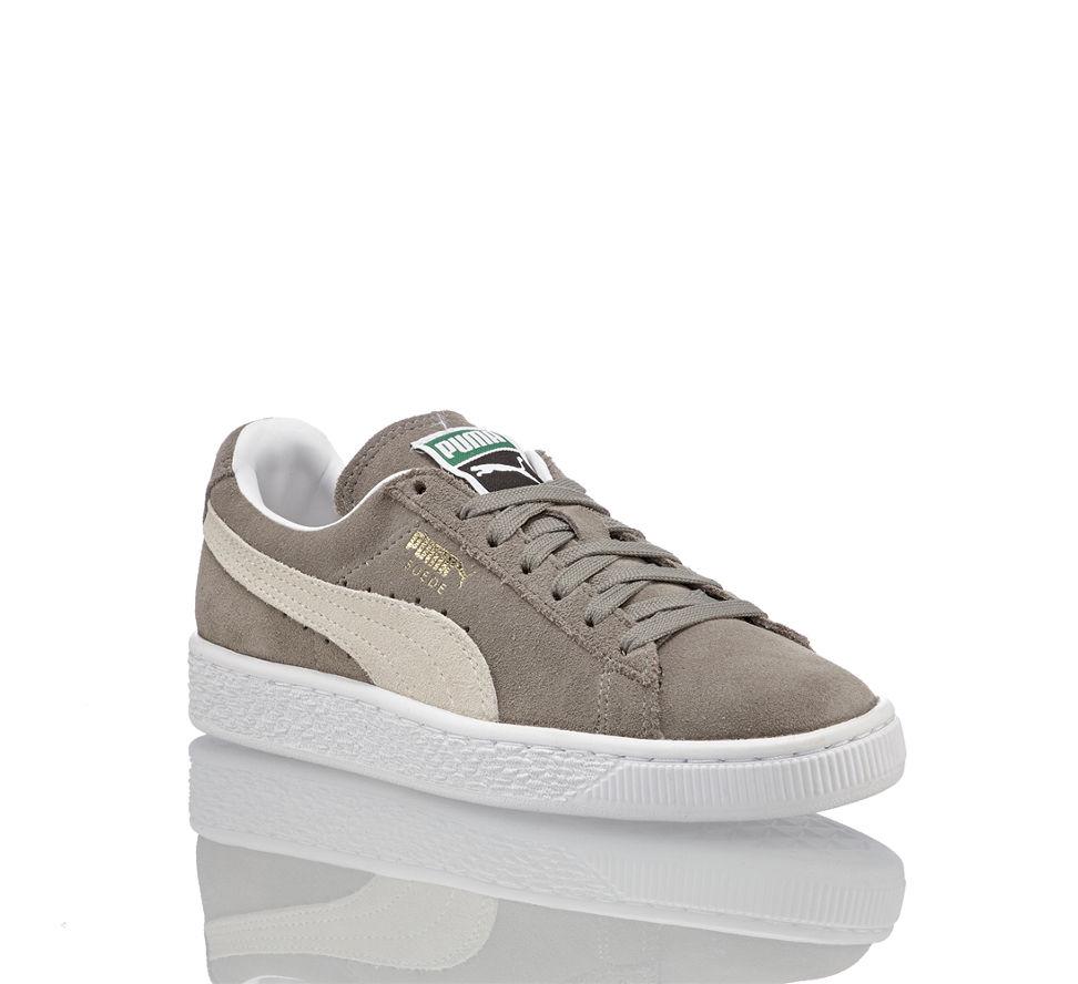 puma suede classic damen sneaker in grau von puma g nstig im online shop kaufen. Black Bedroom Furniture Sets. Home Design Ideas