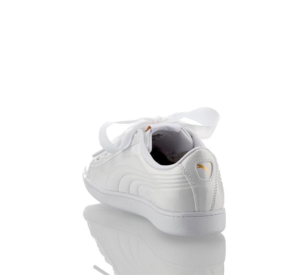 In Patent Günstig Damen Von Kaufen Im Vikky Sneaker Puma Ribbon Weiß X4R7Exfn