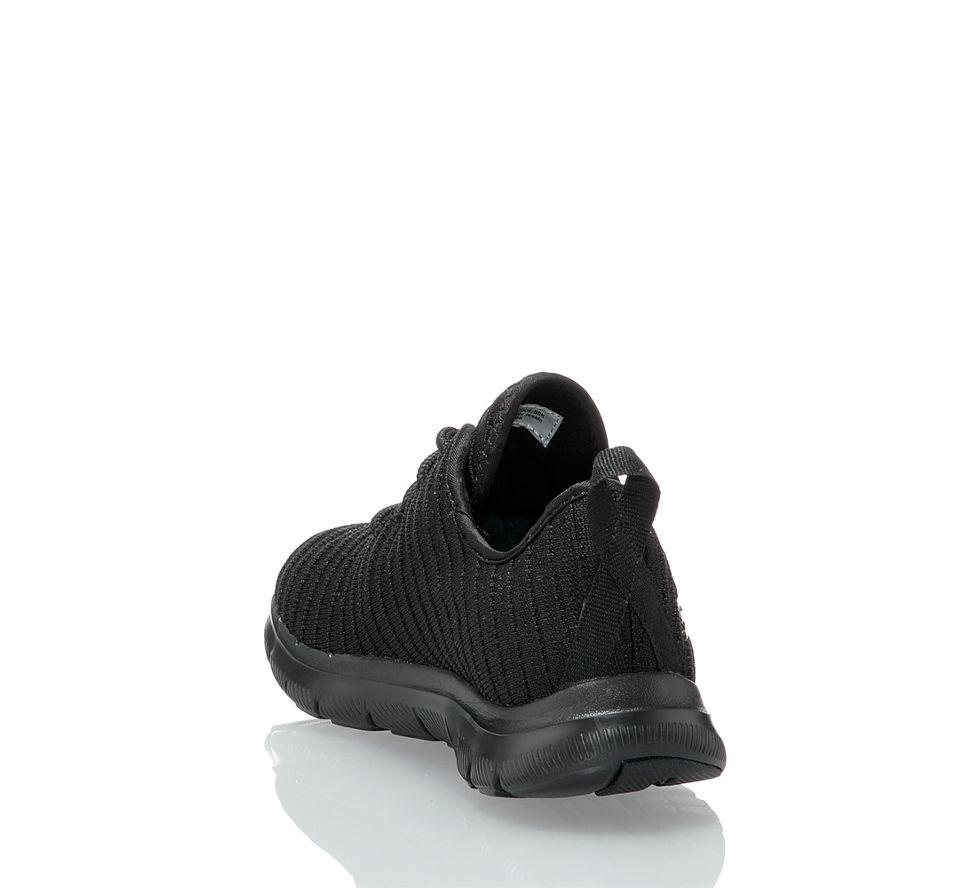 Skechers In Schwarz Günstig Appeal 0 Von Kaufen Sneaker Damen Flex 2 Im OY1qxOU