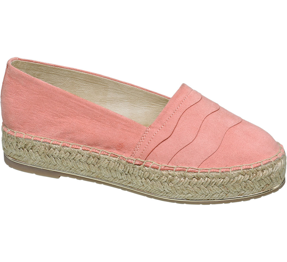 star collection coral chunky espadrilles deichmann. Black Bedroom Furniture Sets. Home Design Ideas