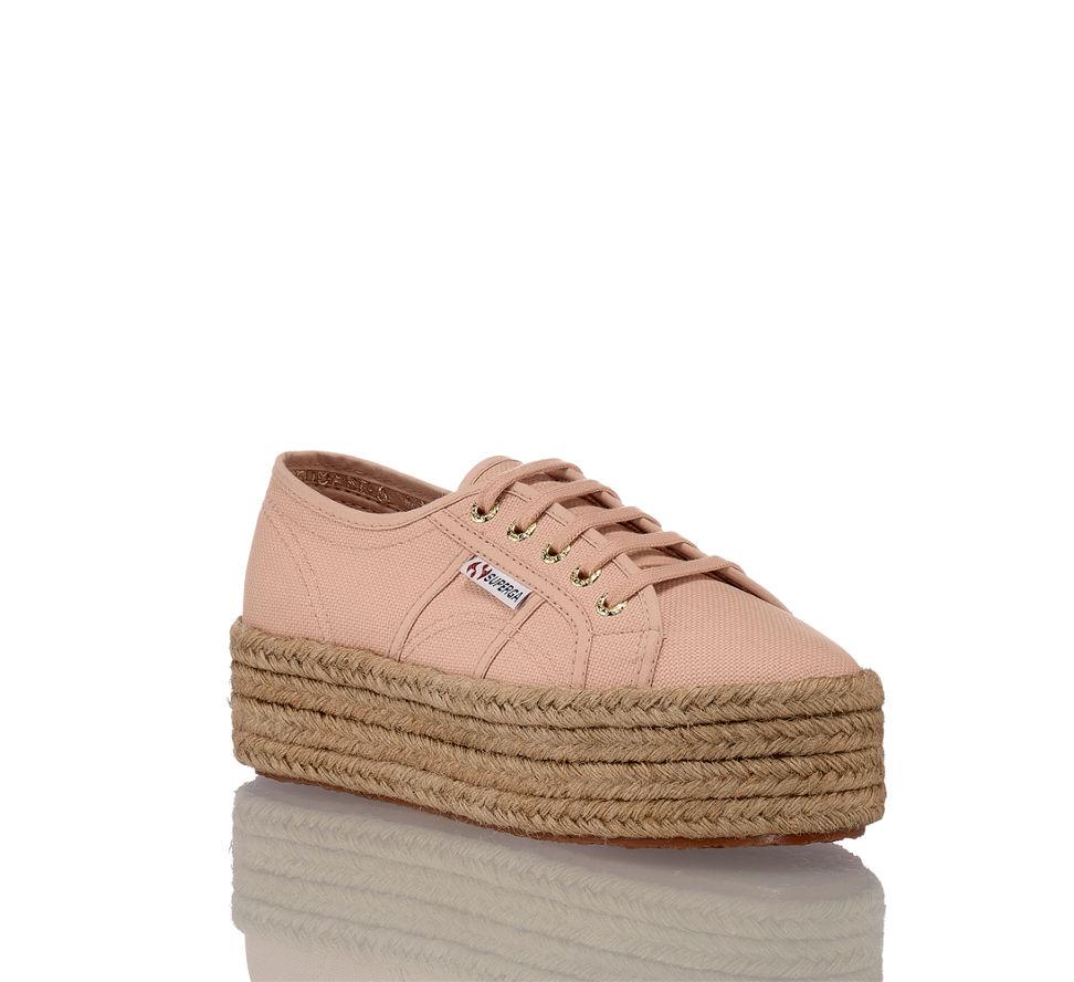 Superga In 2790 Cotropew Kaufen Im Rosa Sneaker Günstig Von Damen 4Pg4Fqr