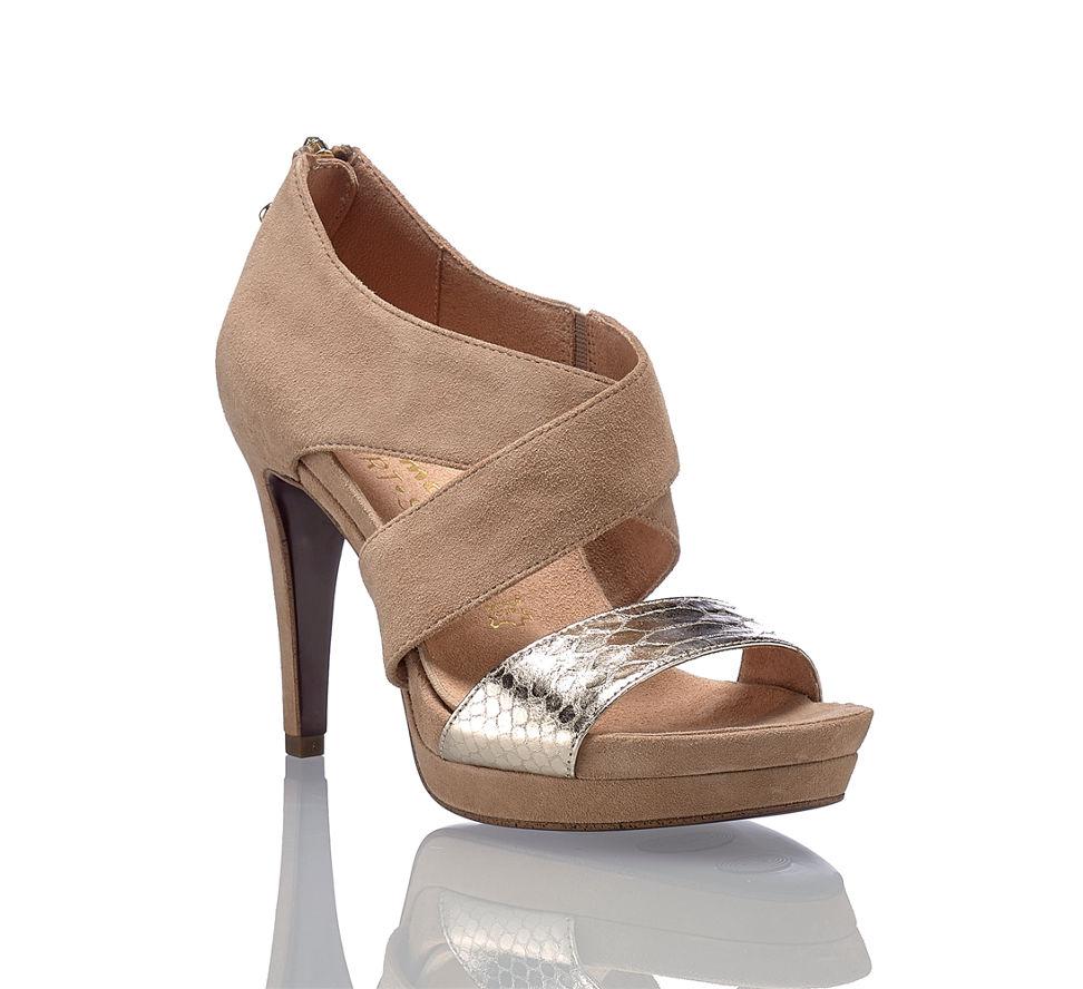 Taupe Günstig Kaufen Von Sandalette Tamaris Im In Hohe Damen Veronique XqnPwaC
