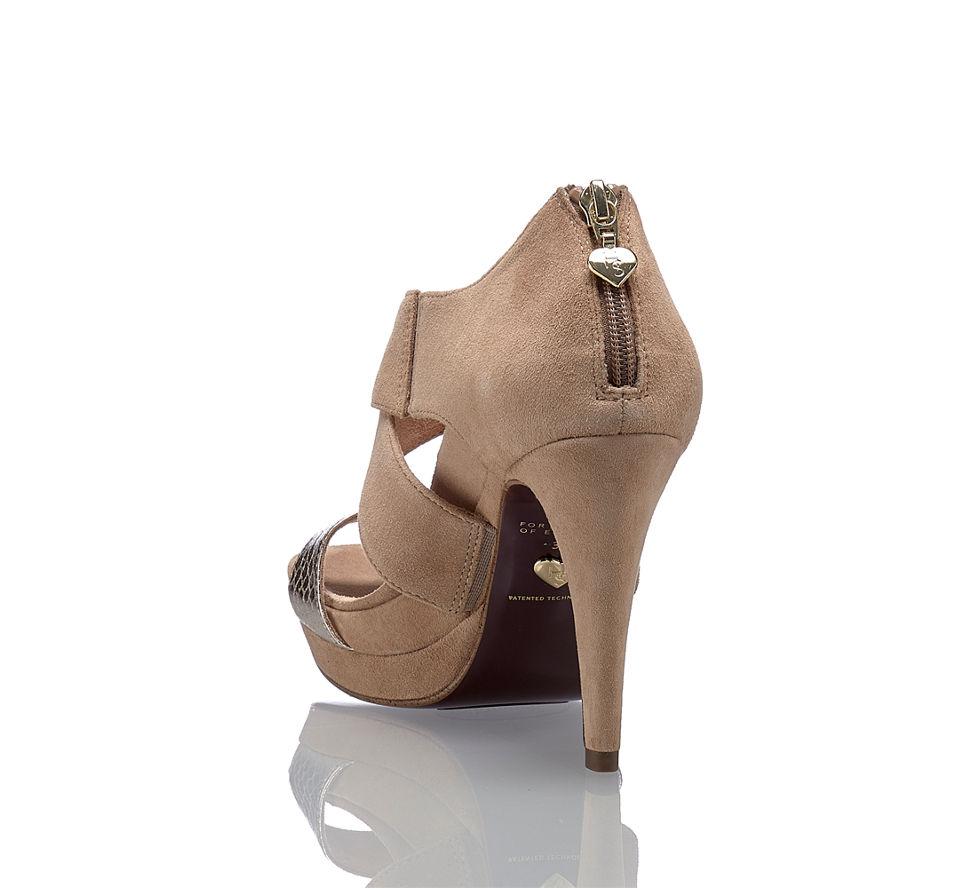 Im Tamaris Von Hohe Veronique Taupe Damen Günstig In Sandalette Kaufen YqqHr8TF