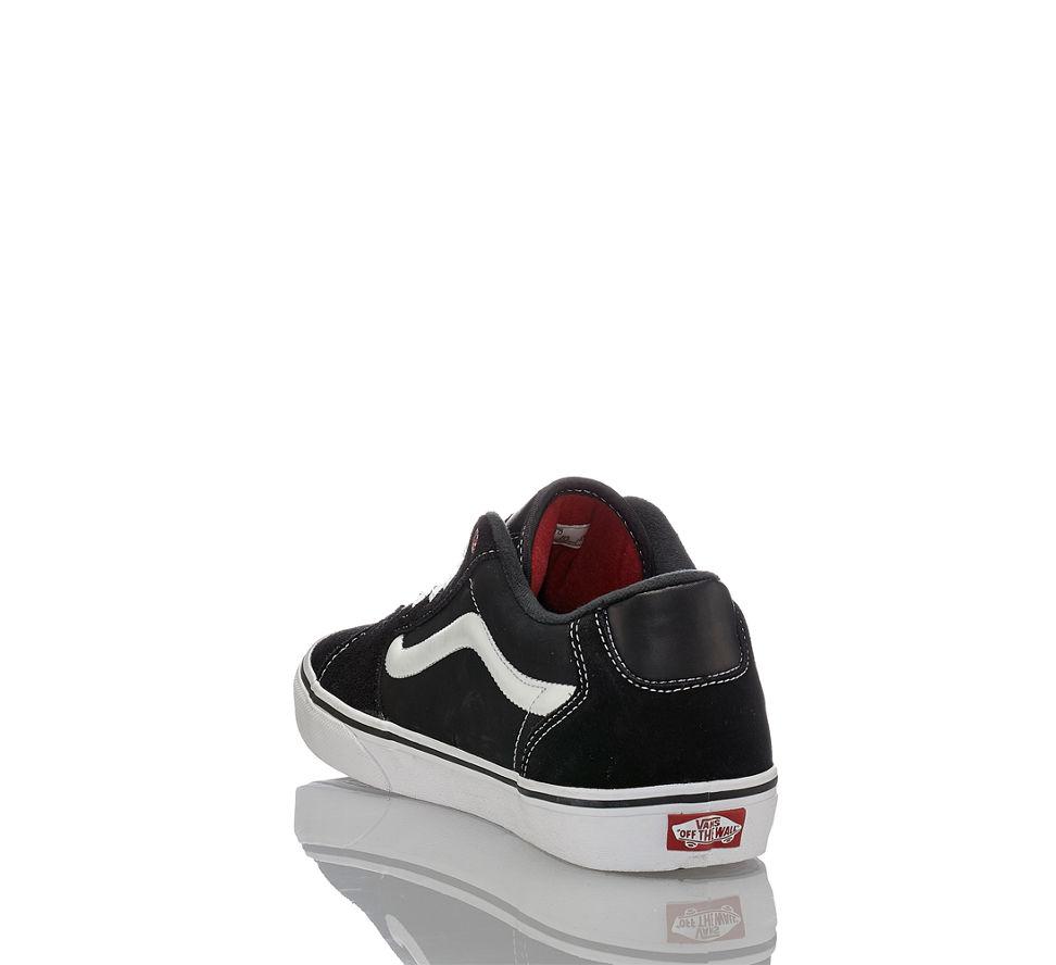 6a4416e1ba08c2 Vans Faulkner Herren Sneaker in schwarz-weiß von Vans günstig im ...