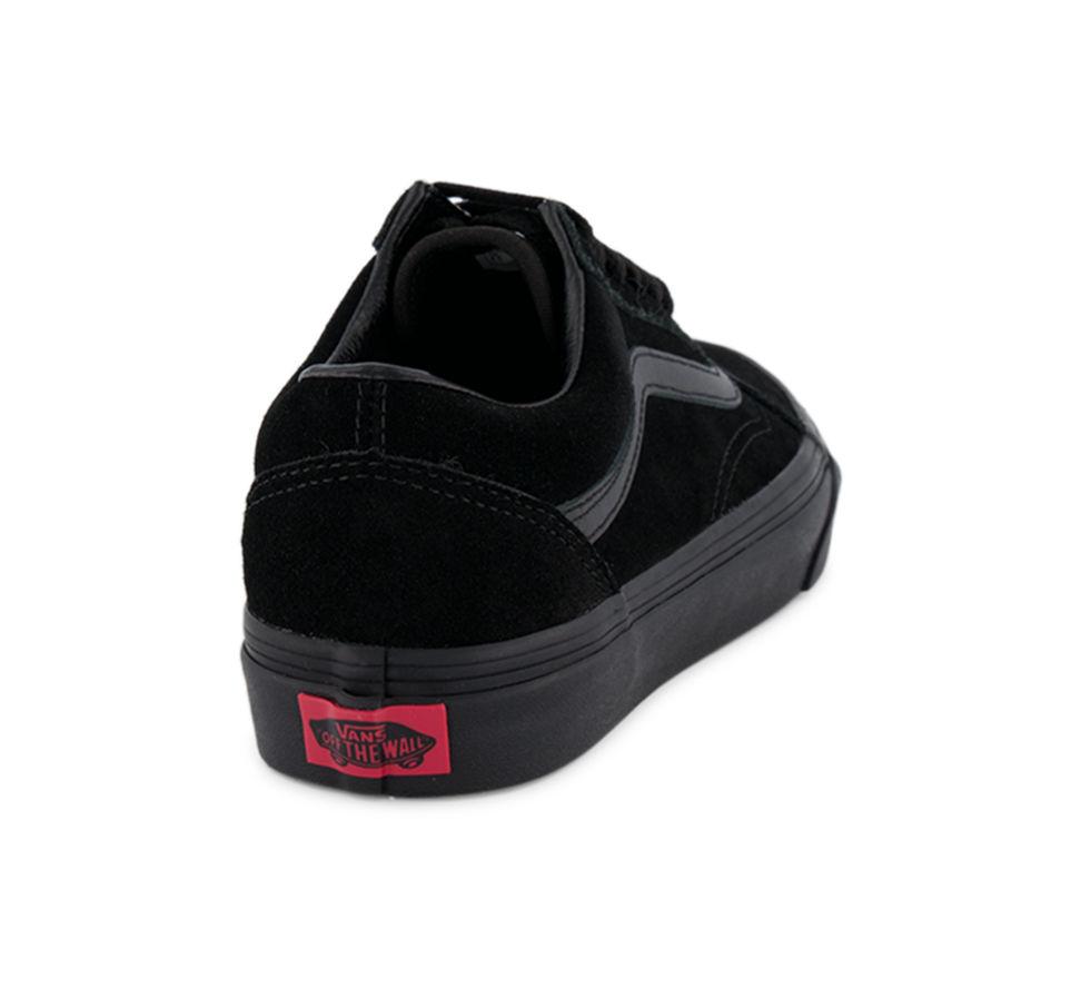Vans Old Skool Damen Sneaker Schwarz in