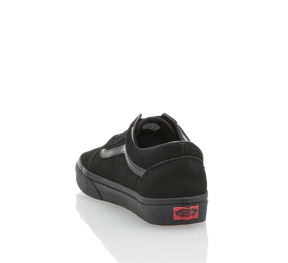 vans old skool herren sneaker in schwarz von vans g nstig im online shop kaufen. Black Bedroom Furniture Sets. Home Design Ideas