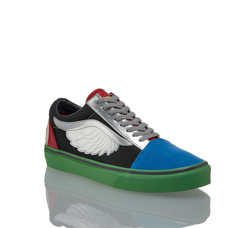 Von Skool Multicolor Kaufen Im Vans In Old Avengers Günstig Sneaker Damen Marvel Schwarz 5n8fRqW