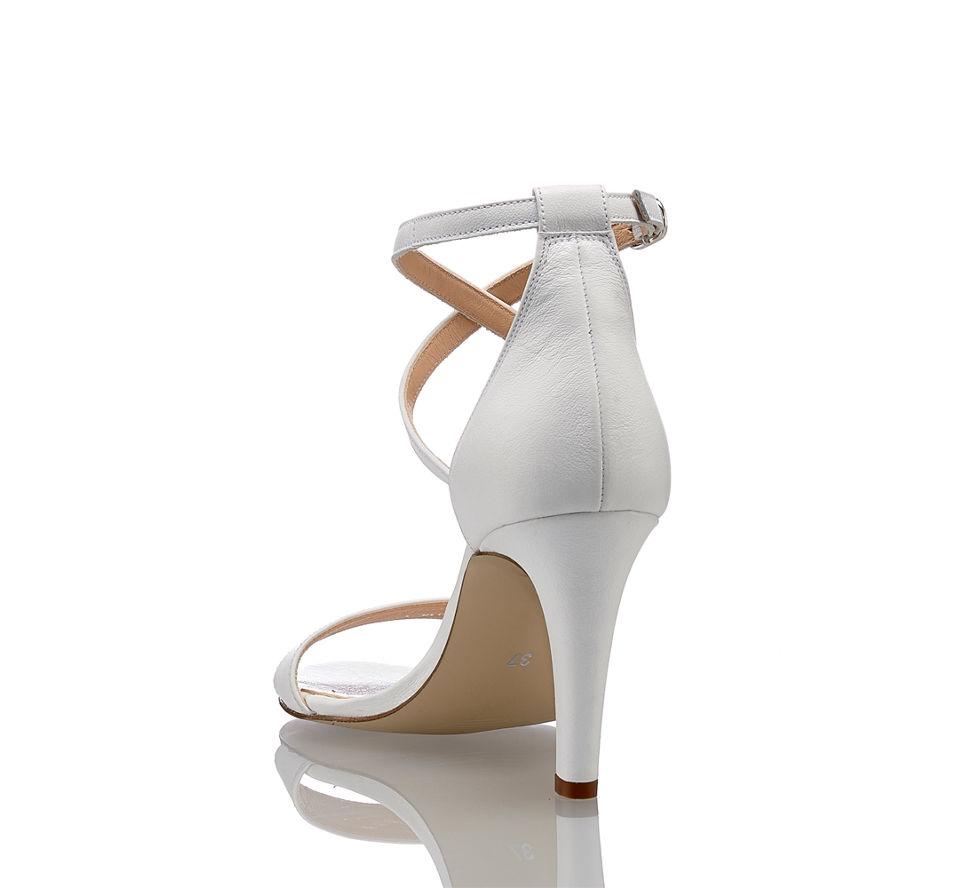 In Varese Sandalette Günstig Kaufen Weiß Damen Im Hohe Von qtrwvtz