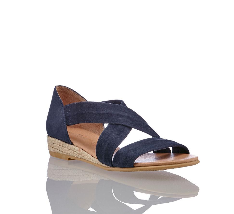 Sandale Kaufen Von Isabella Navyblau Varese In Günstig Im Damen qFAZESf
