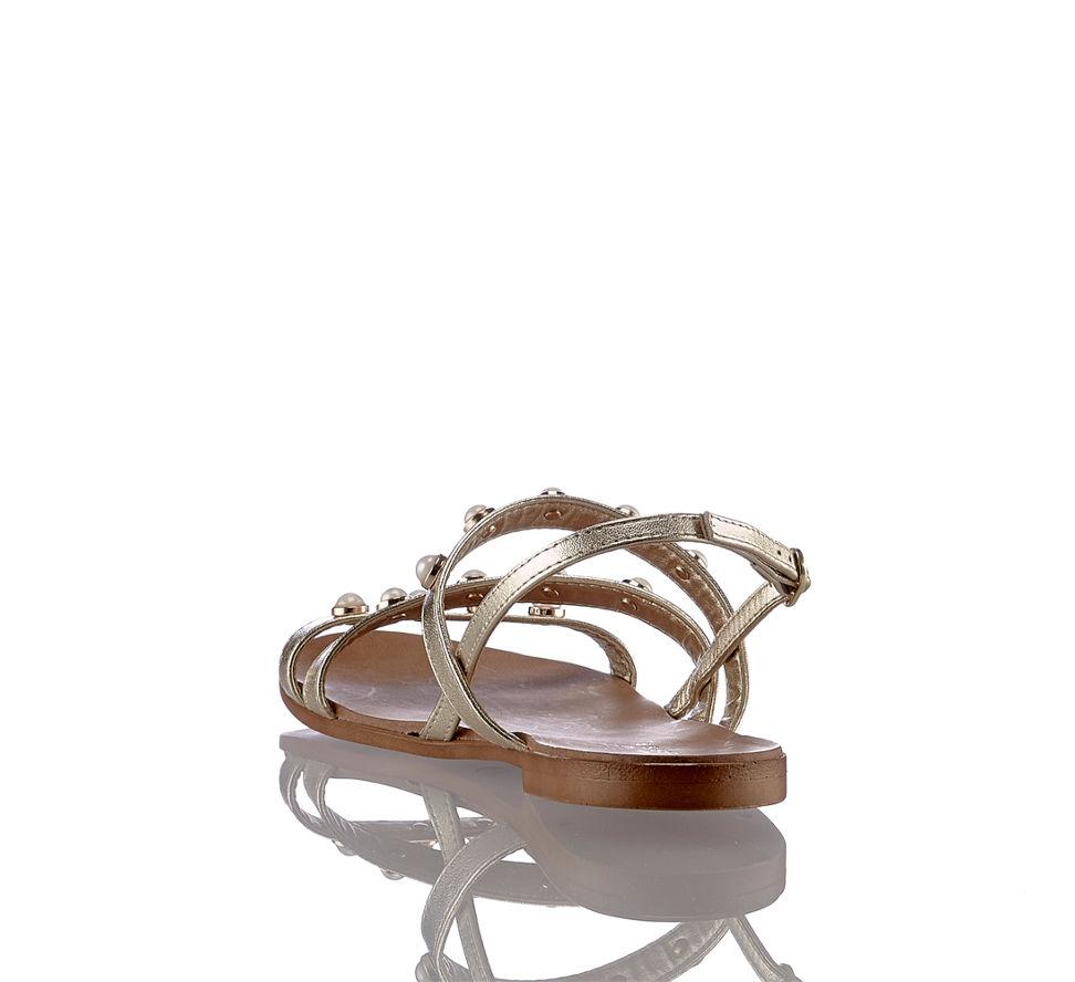 In Im Damen Von Günstig Varese Flache Myra Kaufen Braun Sandalette UqnIBwA