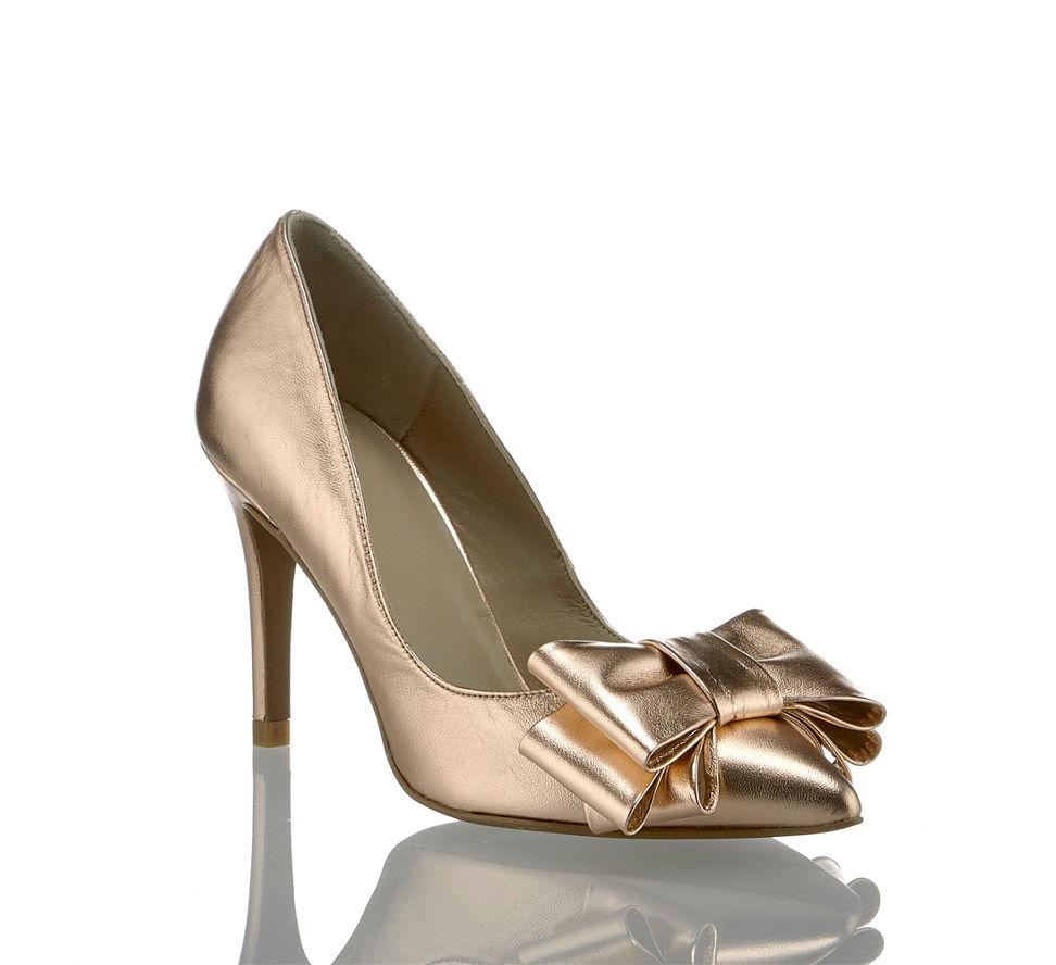 Im Kaufen Rosegold Günstig Von In Premium Damen Pumps Varese BxzfqFpf