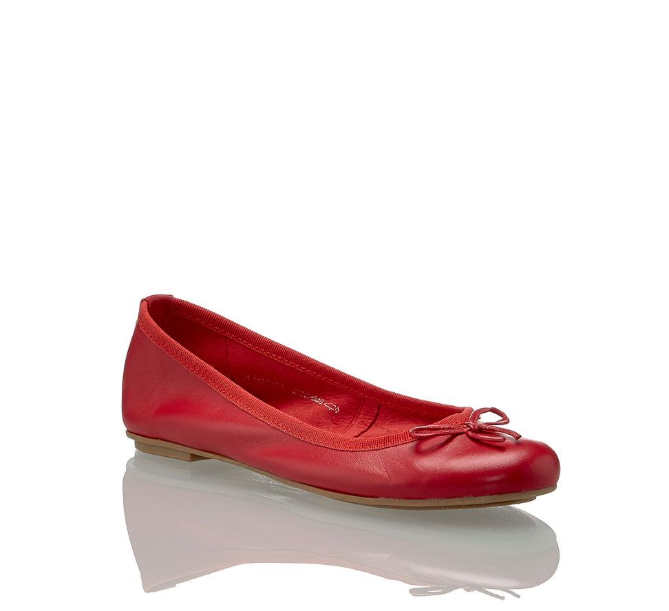 In Im Kaufen Von Varese Damen Ballerina Vera Günstig Rot SBxqTtOw