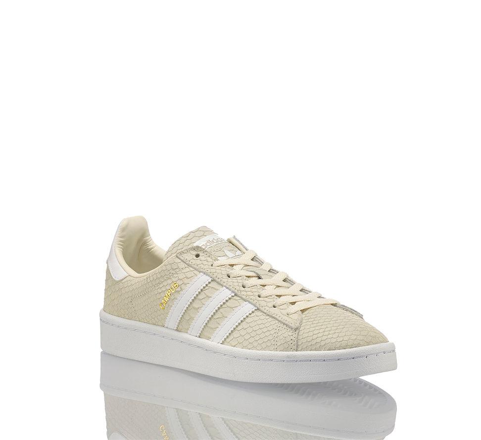 Im Damen Adidas Günstig Originals In Campus Sneaker Kaufen Creme Von P88SURn