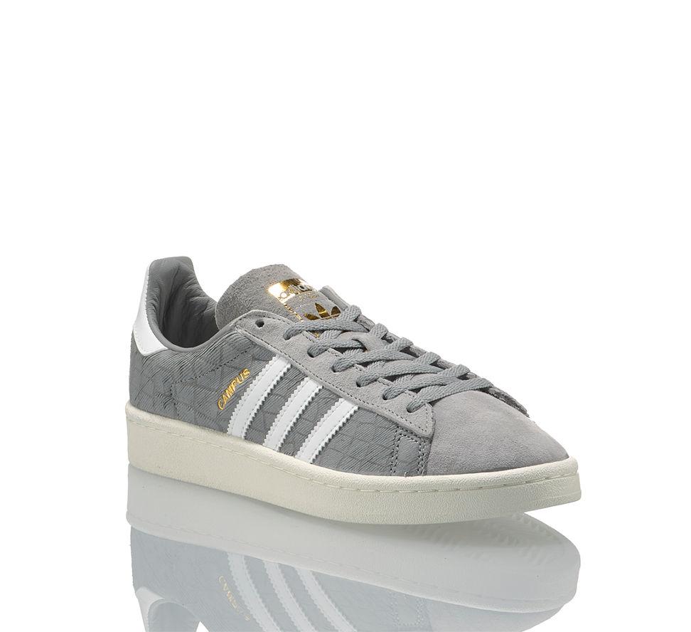 Originals Von Adidas Gold Damen Im In Günstig Grau Campus Sneaker Kaufen xBqw6