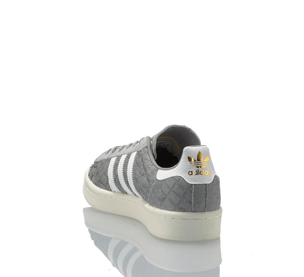 Günstig Grau Von Im Gold Sneaker Kaufen In Originals Adidas Damen Campus CwRqx0vxT