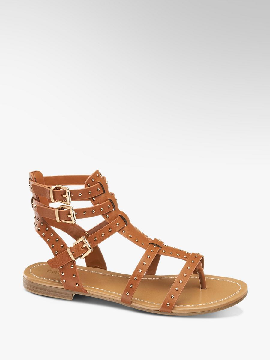Acheter à prix avantageux sandale femmes en brun de Catwalk dans la boutique  en ligne 10cc4d698c1