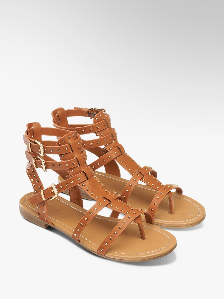 Acheter à prix avantageux sandale femmes en brun de Catwalk dans la ... 672601e304c