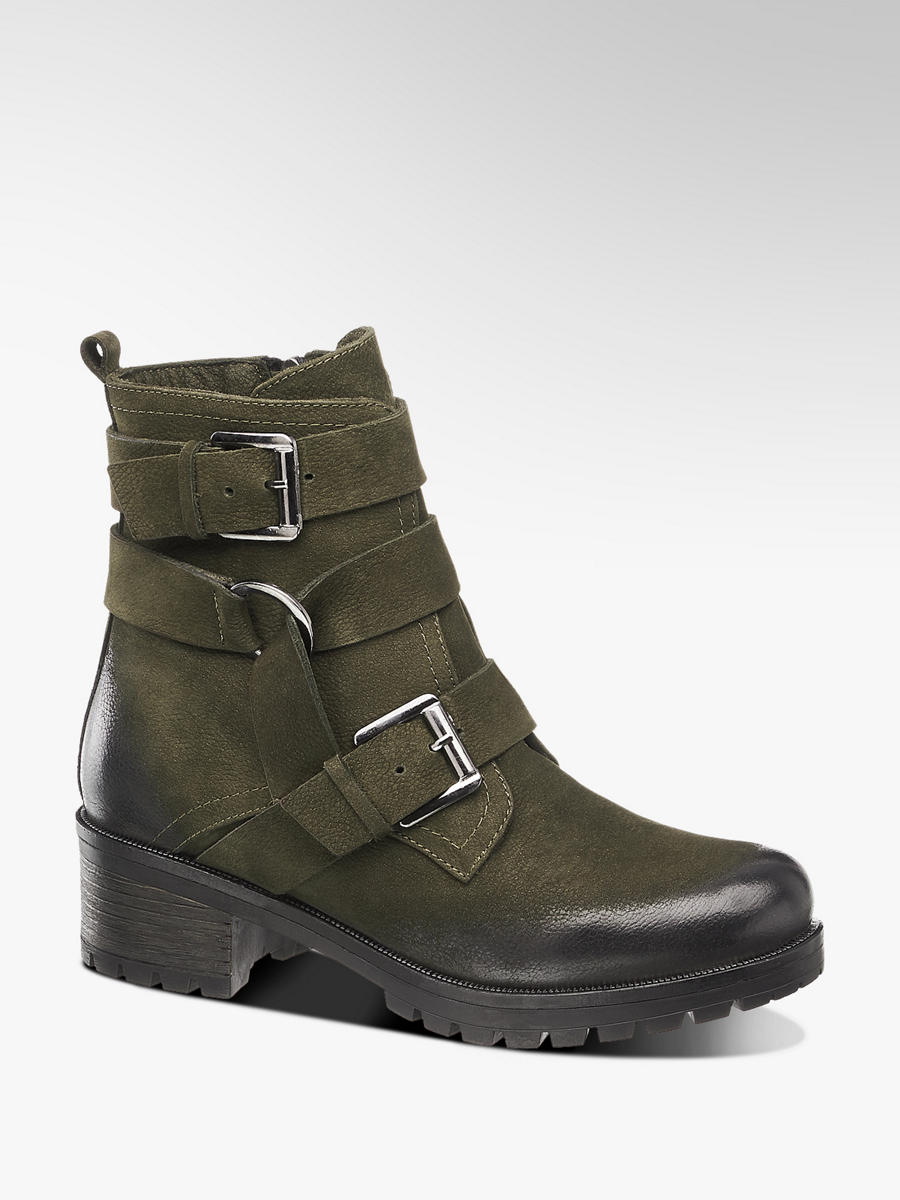 Boots von 5th Avenue in khaki DEICHMANN