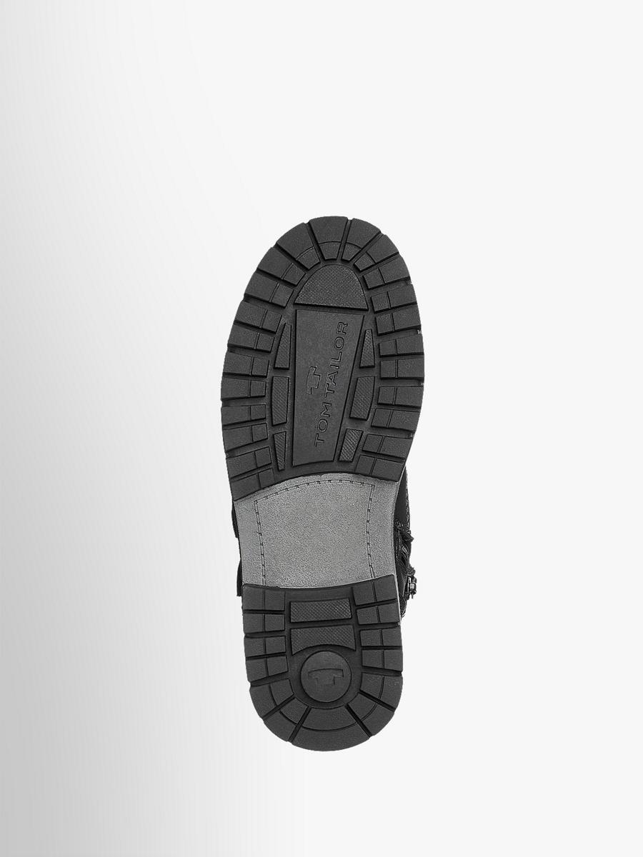 new product a948a df684 Boots von Tom Tailor in schwarz - DEICHMANN