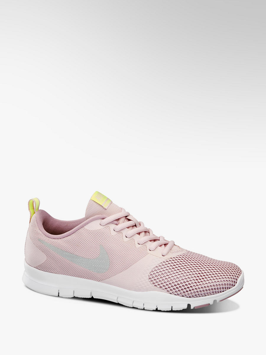 lace up in cheap for discount nice cheap Fitnessschuh FLEX ESSENTIAL von NIKE in rosa - DEICHMANN