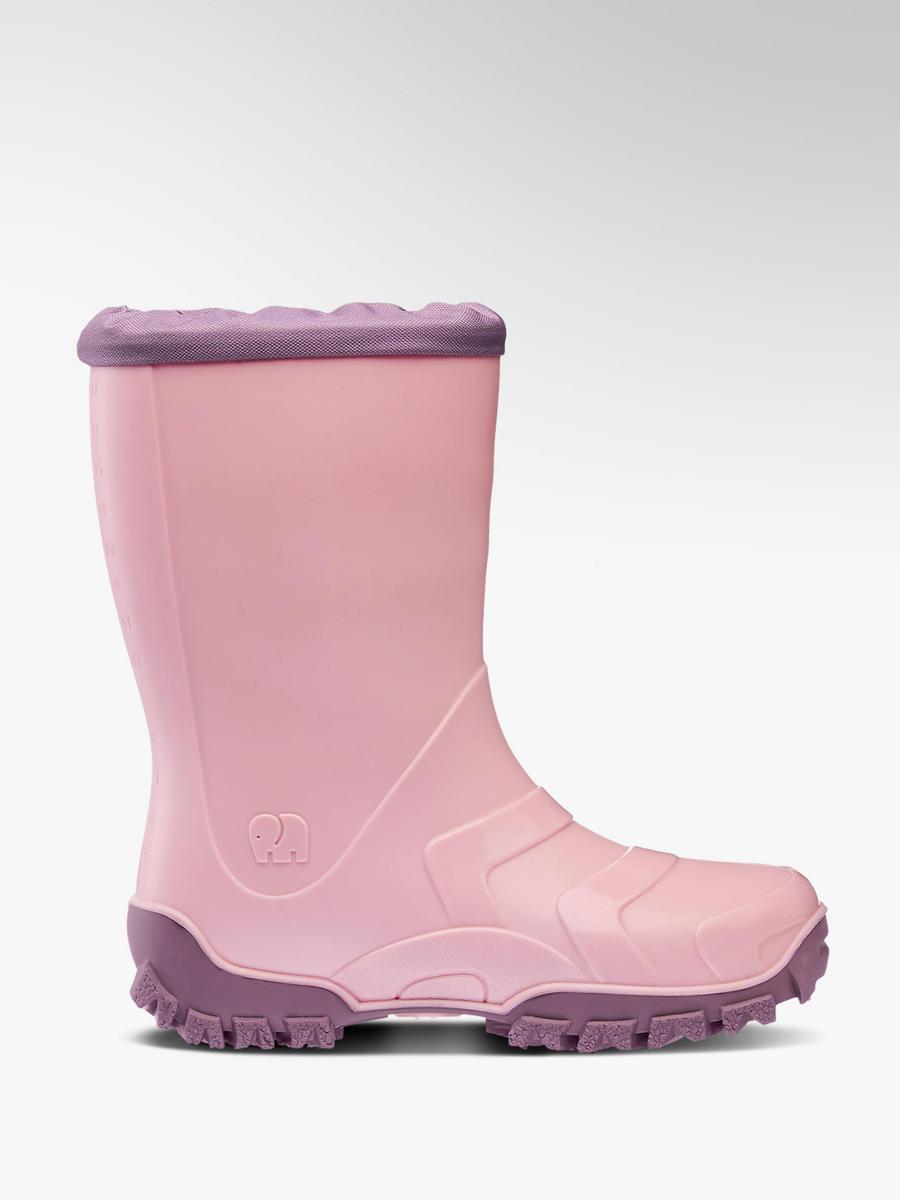 Gummistiefel von elefanten in rosa - DEICHMANN