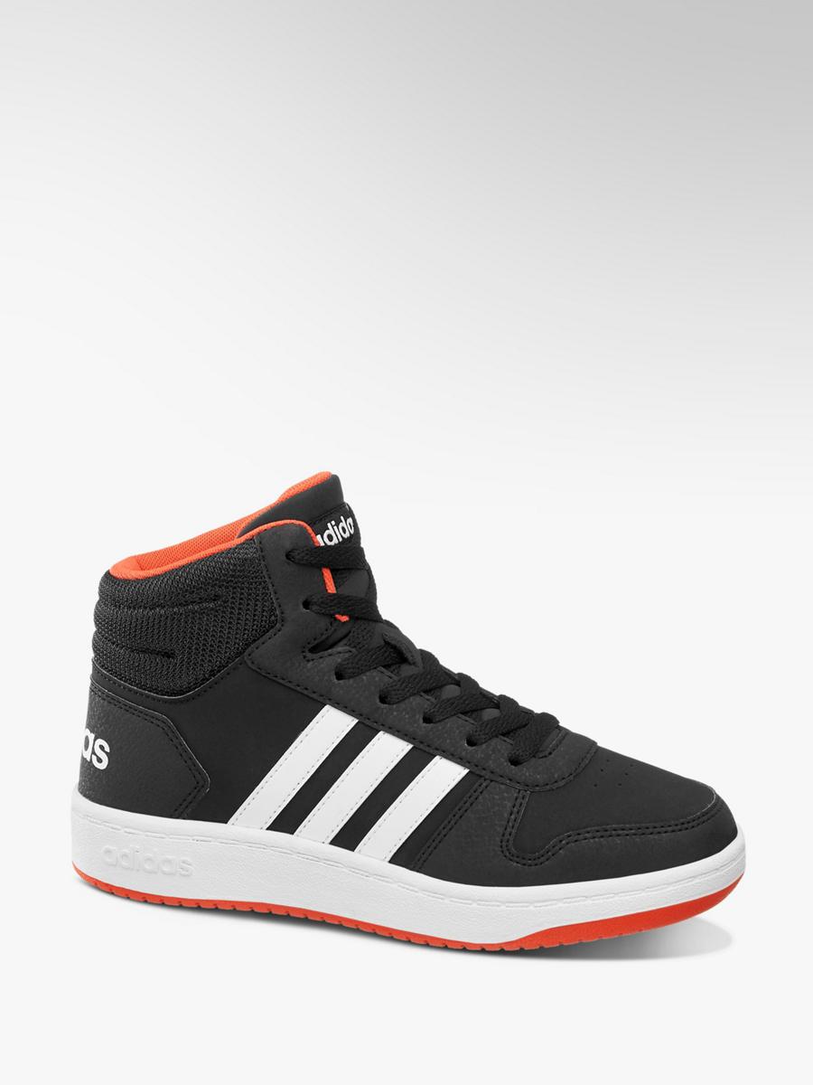 6a272bf99a3e Mid Cut HOOPS MID 2.0 von adidas in schwarz - DEICHMANN