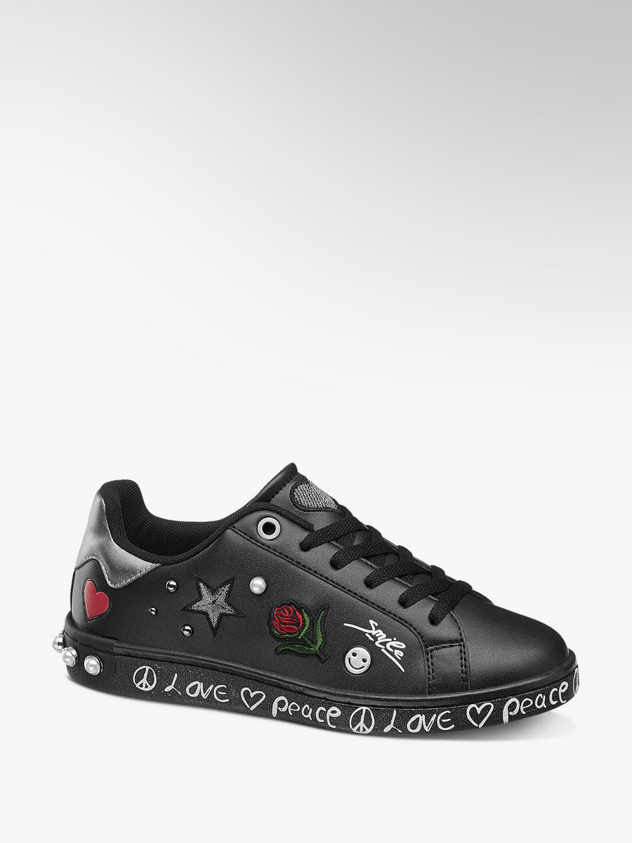 1c6bee42d563 Modne sneakersy damskie Graceland - 1102760 - deichmann.com