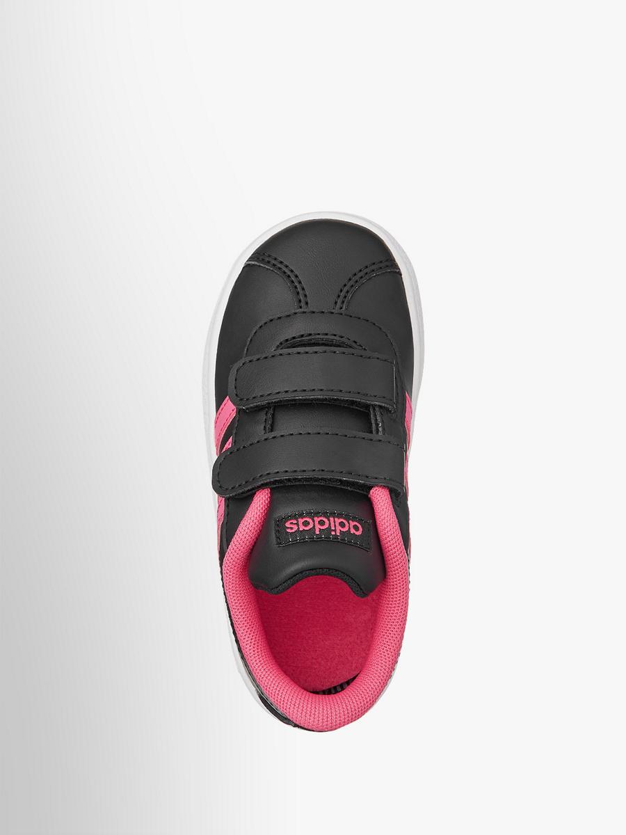 877ff2b592 Poltopánky na suchý zips značky adidas vo farbe čierna - deichmann.com