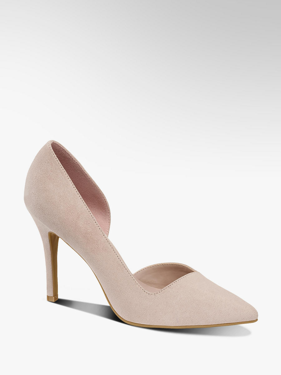 Graceland highheels in nude Gr. 40