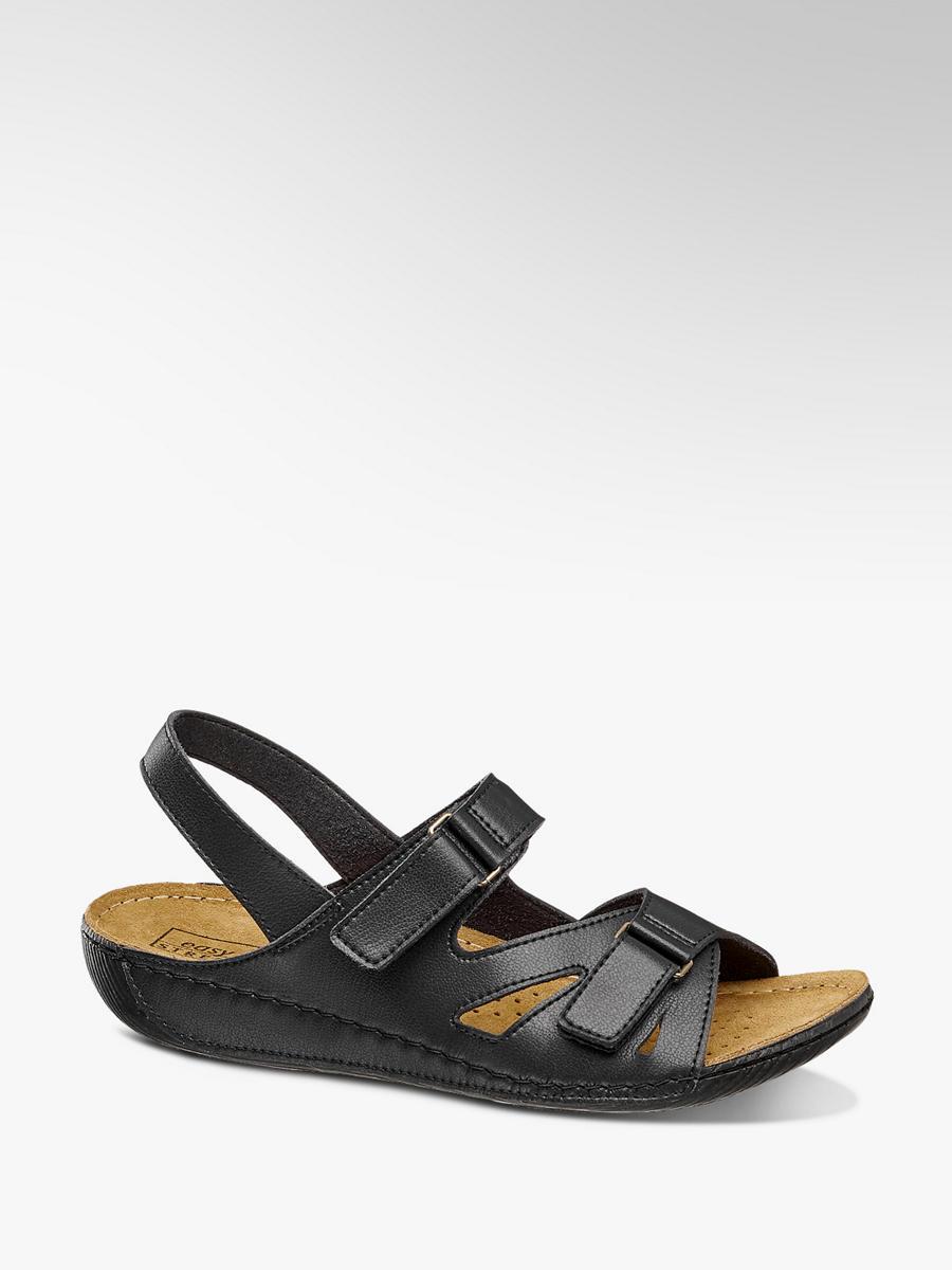 Easy Street Damen Sandale schwarz Neu