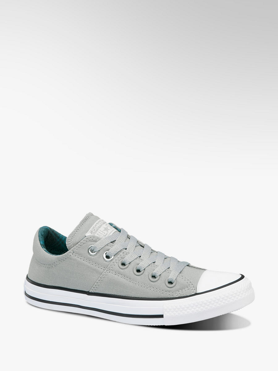 Sneaker CHUCK TAYLOR ALL STAR MADISON von Converse in grau