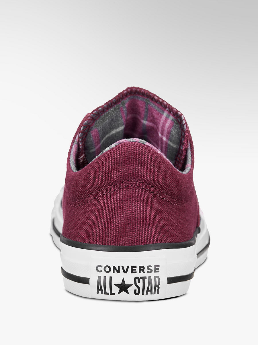Sneaker CHUCK TAYLOR ALL STAR MADISON von Converse in rot