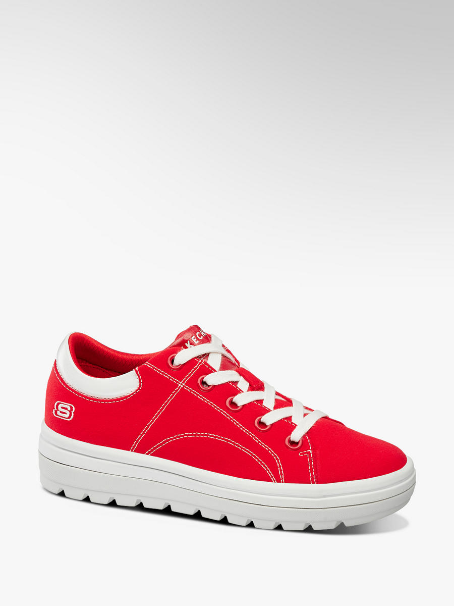 Skechers Damen Street Cleat Bring It Back Sneaker: