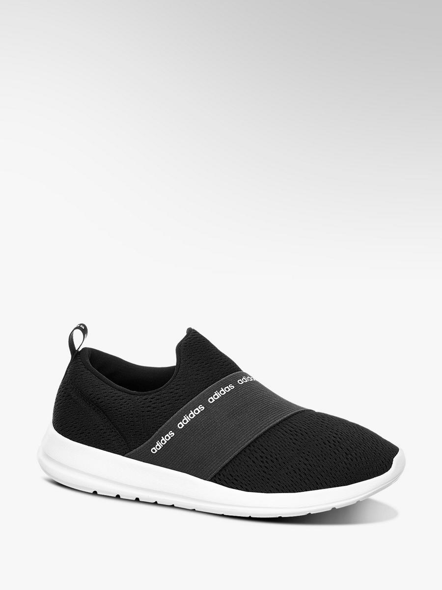 official photos ba192 e4d93 Sneaker Cloudfoam Refine Adapt von adidas in schwarz - DEICH