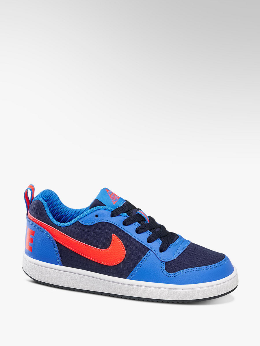 professional sale factory price sneakers Sneaker Court Borough Low von NIKE in blau - DEICHMANN