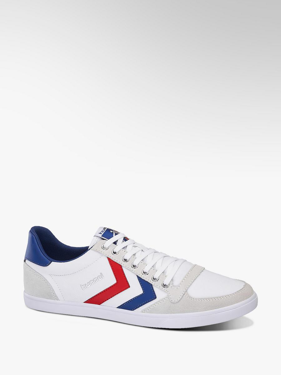 quality design ac564 06c2d Sneaker Slimmer Stadil low von hummel in weiß - DEICHMANN