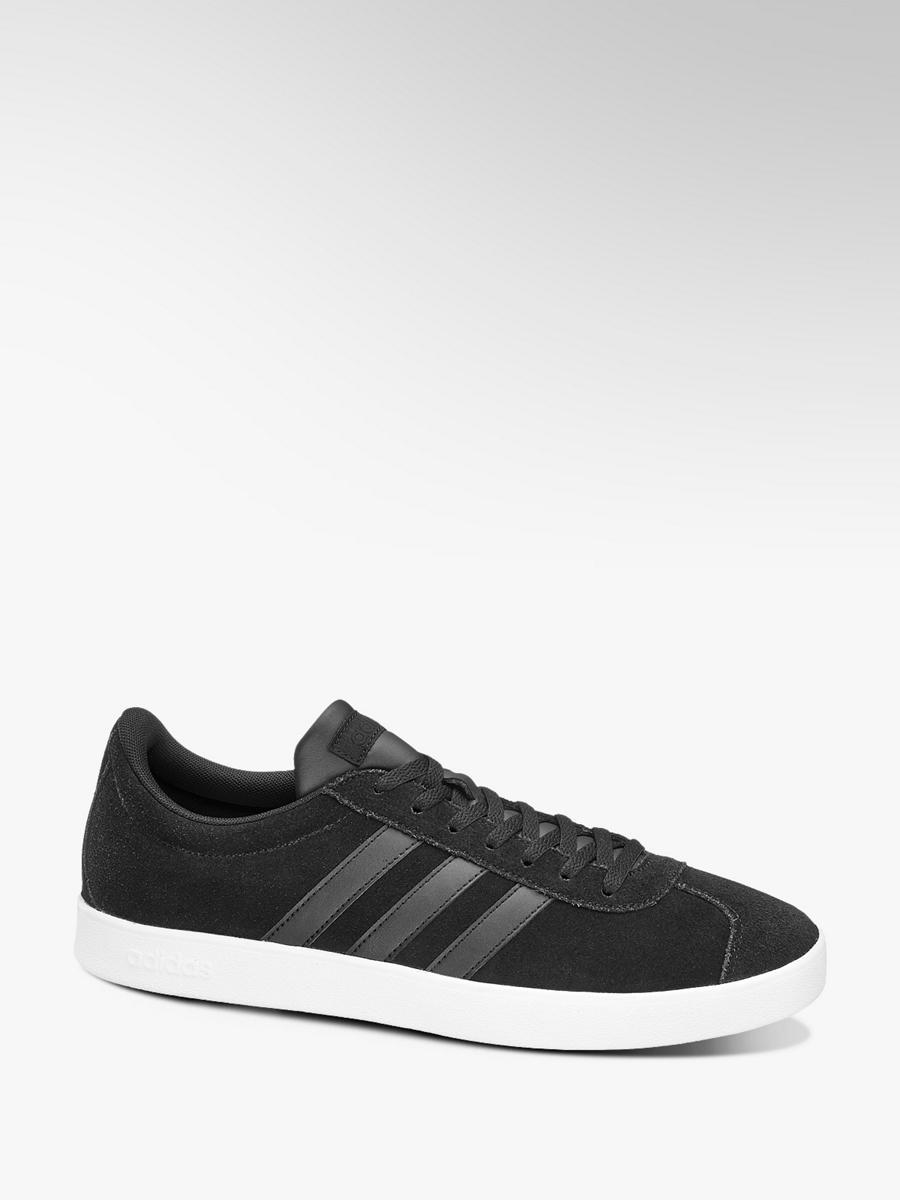 Sneaker Vl Court 2 0 Von Adidas In Schwarz Deichmann