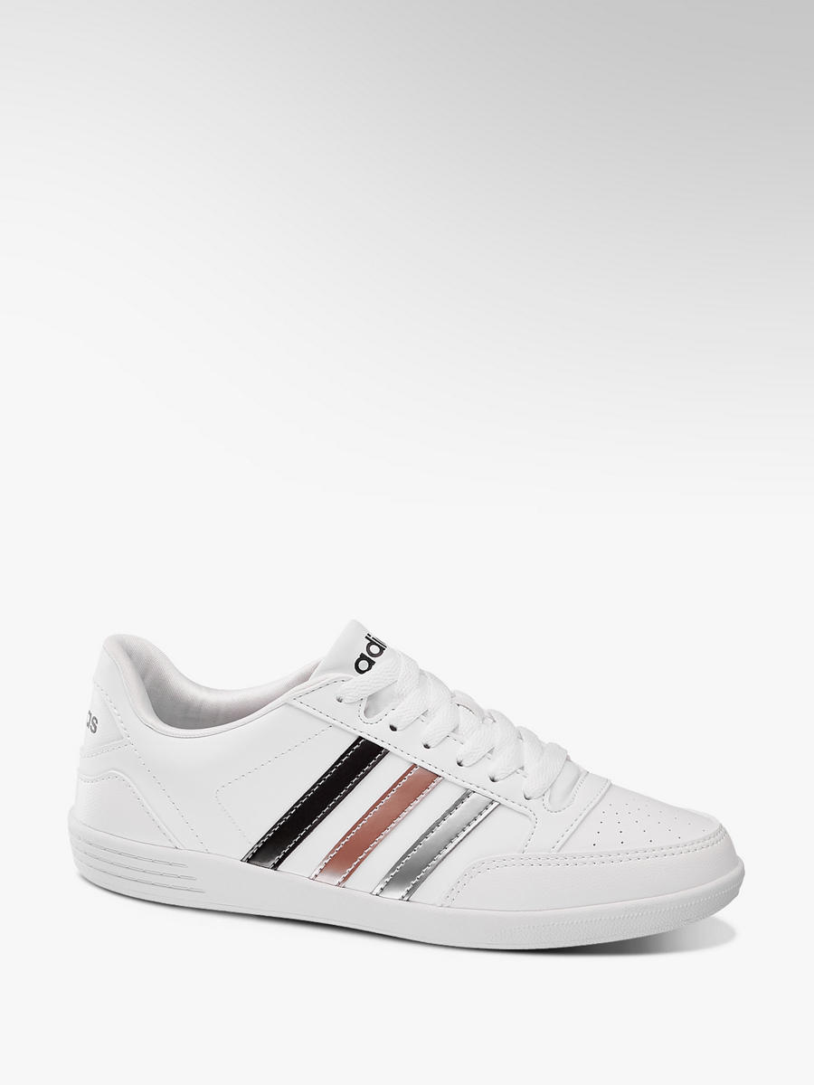 exquisite design buy best 50% off Sneaker VL HOOPS LOW von adidas in weiß - DEICHMANN