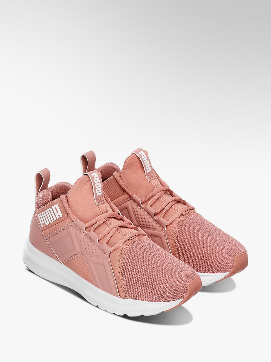 buy popular 19acc dc617 Sneaker ZENVO von Puma in rosa - DEICHMANN