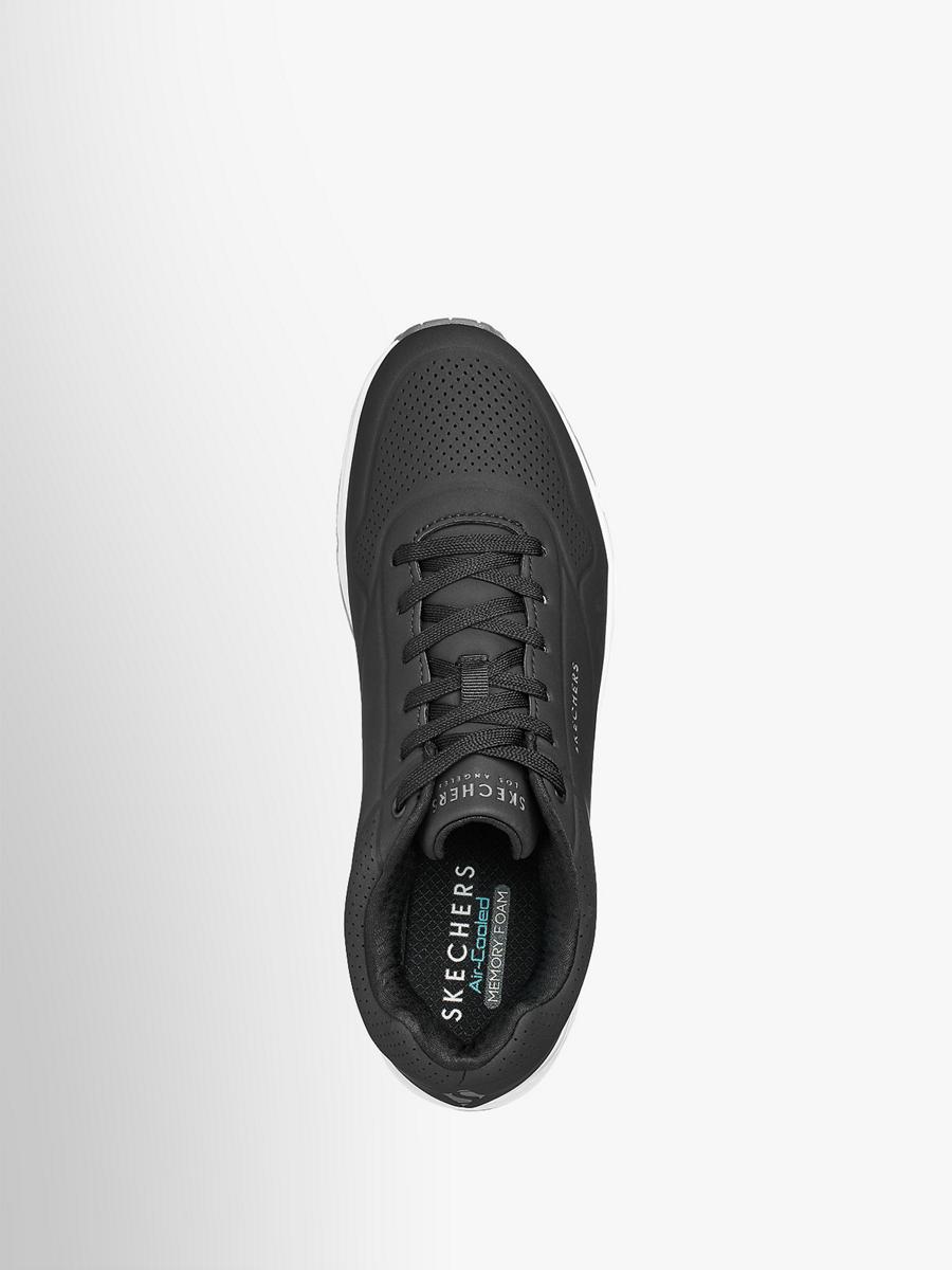 new arrival c658b 0352f Sneaker von Skechers in schwarz - DEICHMANN