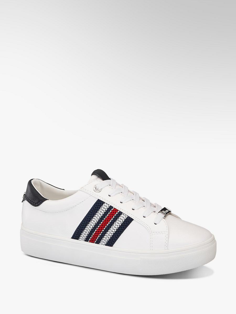 check out f00ba 38295 Sneaker von Tom Tailor in weiß - DEICHMANN